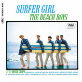 Beach Boys - Surfer Girl (Reedice 2016) - Vinyl
