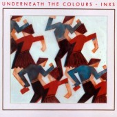 INXS - Underneath The Colours (Reedice 2017) - 180 gr. Vinyl