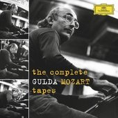 Mozart, Wolfgang Amadeus - The Complete Gulda Mozart Tapes cd