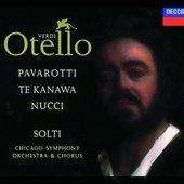 Verdi, Giuseppe - Verdi Otello Kiri Te Kanawa