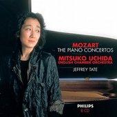 Mozart, Wolfgang Amadeus - Mozart The Piano Concertos Mitsuko Uchida