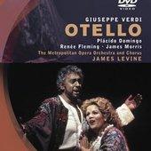 Verdi, Giuseppe - VERDI Otello Domingo Levine DVD-VIDEO