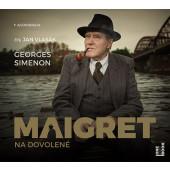 Georges Simenon - Maigret na dovolené (MP3, 2019)