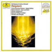 Mozart, Wolfgang Amadeus - MOZART Requiem Karajan 1975
