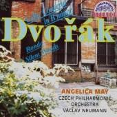 Antonín Dvořák / Angelica May - Koncert Pro Violoncello H Moll, Rondo, Klid Lesa (Edice 1993)