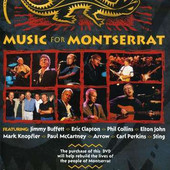 Various Artists - Music For Montserrat Sting,Clapton,Knopfler..