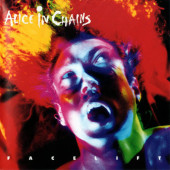 Alice In Chains - Facelift (Edice 1999)