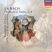 Marriner, Sir Neville - J.S. Bach Four Orchestral Suites, Sir Neville Marr