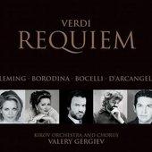 Verdi, Giuseppe - Verdi Requiem Fleming/Borodina/Bocelli