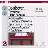 Beethoven, Ludwig van - Beethoven Favourite Piano Sonatas Alfred Brendel