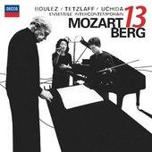 Mitsuko Uchida - MOZART, BERG / Tetzlaff, Uchida, Boulez