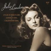 Julie London - Julie Is Her Name / Lonely Girl / Calendar Girl (Reedice 2017) - Vinyl
