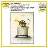 Tchaikovsky, Peter Ilyich - TCHAIKOVSKY Ouverture »1812« / Karajan