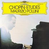Frederic Chopin / Maurizio Pollini - Chopin: Etudy Op.10 & 25 (Edice 1985)