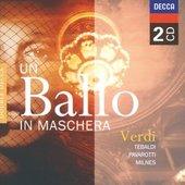 Verdi, Giuseppe - Verdi Un ballo in maschera Pavarotti Bartoletti