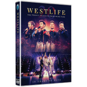 Westlife - Twenty Tour - Live From Croke Park (DVD, 2020)