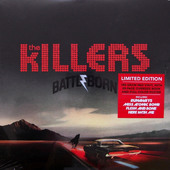 Killers - Battle Born (Red Vinyl) - 180 gr. Vinyl