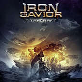 Iron Savior - Titancraft/Limited/2LP (2016)