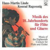 Various Artists - Musik des 18. Jahrhunderts für Flöte und Gitarre