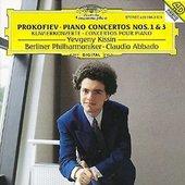 Prokofiev, Serge - PROKOFIEV Piano Concertos 1 + 3 / Kissin, Abbado