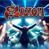 Saxon - Let Me Feel Your Power (Limited Edition, 2016)/2LP + 2CD + Blu-ray