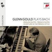 Johann Sebastian Bach - Glenn Gould Plays Bach: The English Suites & The French Suites (4CD, 2012)