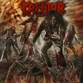Kreator - Dying Alive/3CD+DVD+BRD LTD BOX