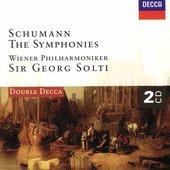 Schumann, Robert - Schumann Symphonies 1 - 4 Wiener Philharmoniker