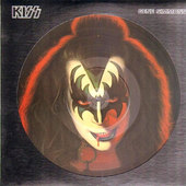 Gene Simmons - Kiss: Gene Simmons (Picture Disc) - 180 gr. Vinyl