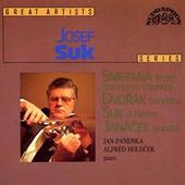 Bedřich Smetana, Antonín Dvořák, Josef Suk, Leoš Janáček / Josef Suk, ml. - Great Artists Series (Edice 1999)