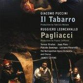 Domingo, Plácido - PUCCINI Tabarro, LEONCAVALLO Pagliacci / Levine
