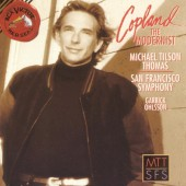 Aaron Copland / Michael Tilson Thomas - Copland The Modernist (1996)