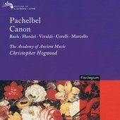 Christopher Hogwood - Pachelbel Kanon The Academy of Ancient Music