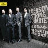 Mendelssohn Bartholdy, Felix - MENDELSSOHN The String Quartets Emerson