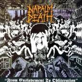 Napalm Death - From Enslavement to Obliteration (FDR Remastered Digipak with Bonus Tracks)