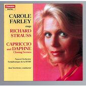 Richard Strauss - Capriccio and Daphne: Closing scenes (1985)