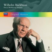 Beethoven, Ludwig van - Beethoven The Piano Sonatas Wilhelm Backhaus