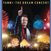Yanni - Dream Concert: Live From The Great Pyramids Of Egypt (Blu-ray)