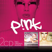 Pink - Missundaztood / Can't Take Me Home