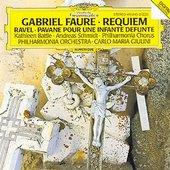 Battle, Kathleen - FAURÉ Requiem + RAVEL Giulini