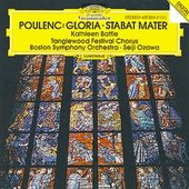 Poulenc, Francis - POULENC Gloria Ozawa
