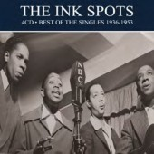 Ink Spots - Best Of The Singles (4CD BOX, 2018)