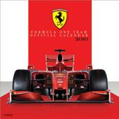Kalendář 2010 - Ferrari F1