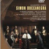 Verdi, Giuseppe - VERDI Simon Boccanegra Levine DVD-V