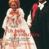 Verdi, Giuseppe - Verdi Un ballo in maschera Ricciarelli/Blegen/Beri