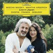 Martha Argerich - MAISKY/ARGERICH Live in Japan