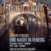Erich Kunz - STRAUSS Nacht in Venedig Ridder DVD-VID.