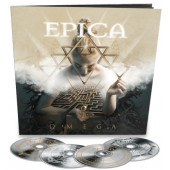 Epica - Omega (Limited Earbook, 2021) /4CD