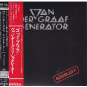 Van Der Graaf Generator - Godbluff (Japan,SHM-CD 2015)