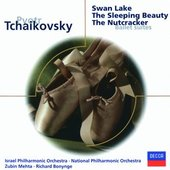 Tchaikovsky, Peter Ilyich - Tchaikovsky: Swan Lake; Sleeping Beauty; The Nutcr